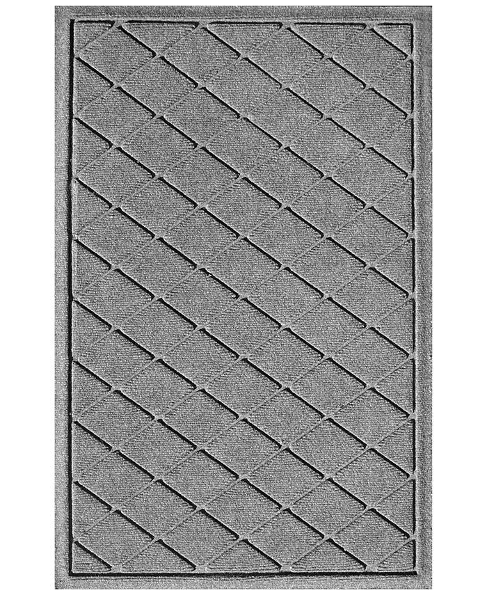 Bungalow Flooring - Water Guard Argyle 3'x5' Doormat