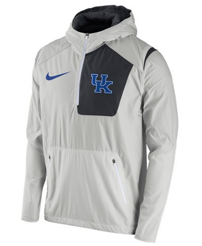 Nike - Men's Kentucky Wildcats Speed Fly Rush Pullover Hoodie