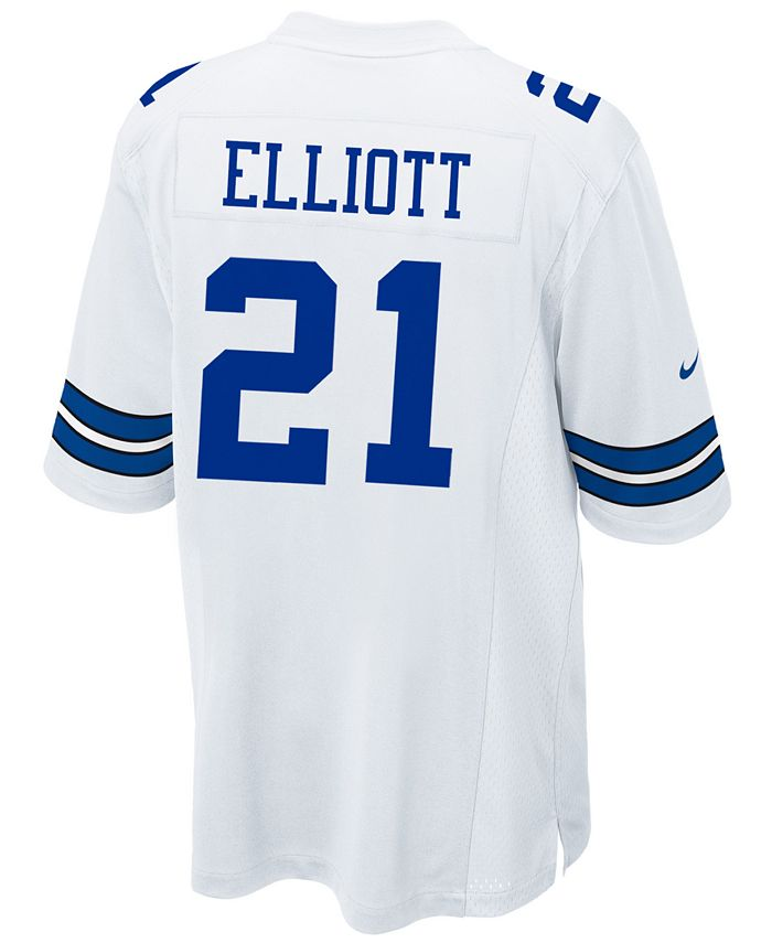 Men's Ezekiel Elliott Dallas Cowboys Game Jersey