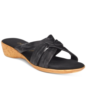 Onex Sail Slide Wedge Sandals Women's Shoes
