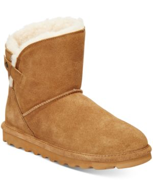 BEARPAW | Bearpaw Women'S Margaery Cold-Weather Booties Women'S Shoes | Goxip