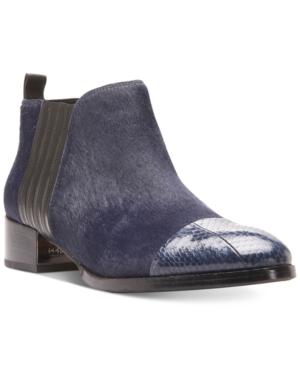 Donald J Pliner Alie Gore Booties Women's Shoes