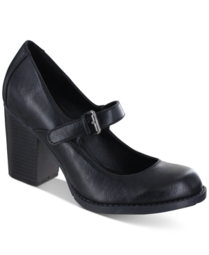 Mia Susy Mary Jane Pumps Women's Shoes