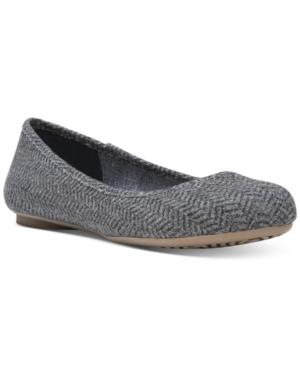 Dr. Scholl's Friendly Textured Flats Women's Shoes