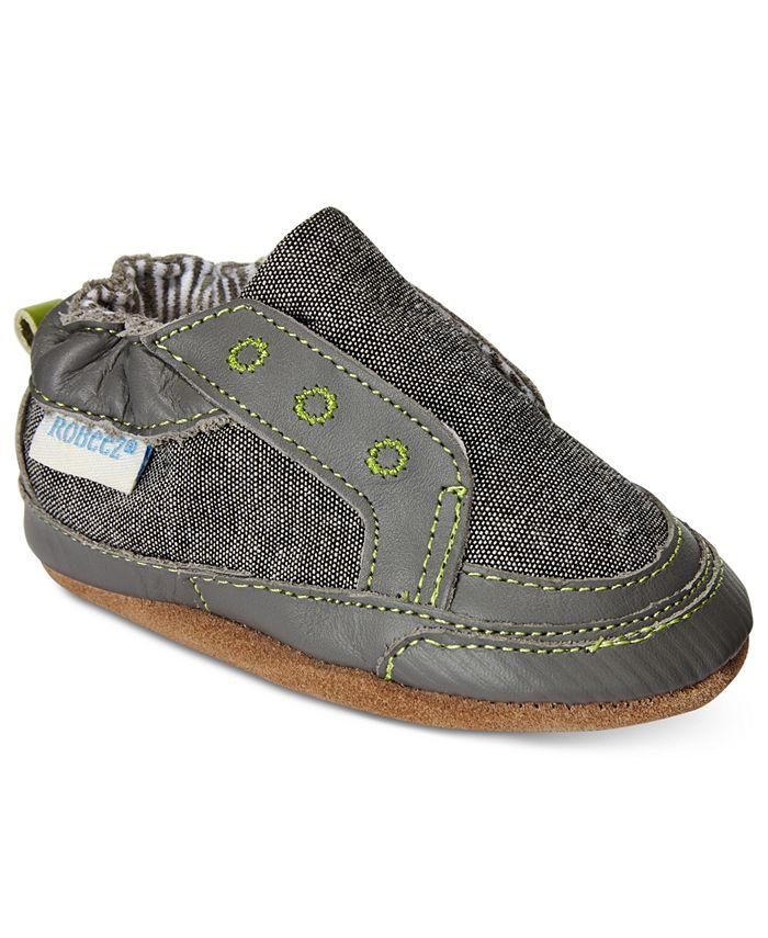 Robeez - Stylish Steve Shoes, Baby Boys (0-24 months)