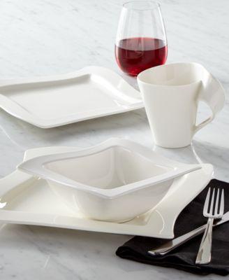 Dinnerware, New Wave Large Round Salad Plate