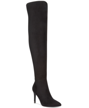 Call It Spring Rosenman Over-The-Knee Dress Boots Women's Shoes