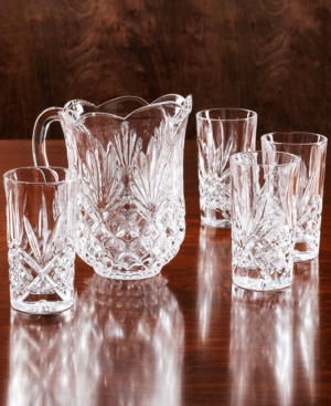 "Godinger ""Dublin"" 5-Piece Beverage Set"