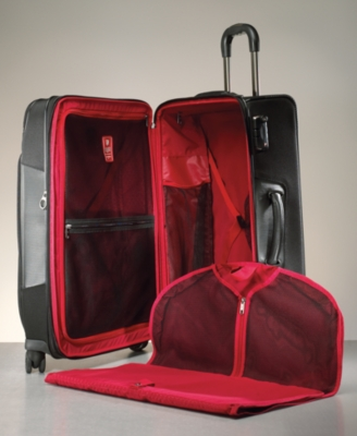 "Samsonite Quadrion Carry-On Upright, 22"" - Rollerboard"