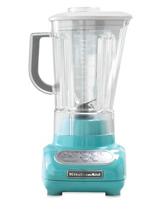 KitchenAid KSB560AQ Blender,  Martha Stewart Blue Collection 5 Speed