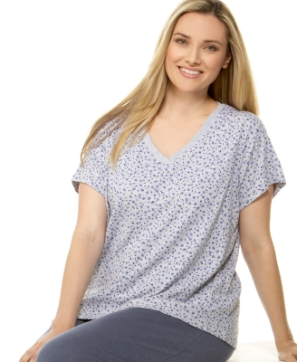 Jockey® Plus Sizes Sleepwear Tee