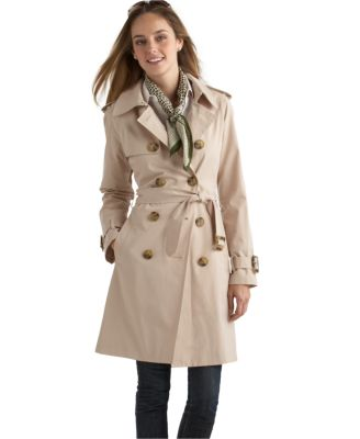 Timeless style london fog immediately springs to mind when we think