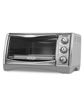 Black & Decker CTO4500S Convection Oven, 6-Slice Countertop