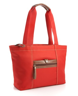 "Nine West ""In The Bag"" Medium Shopper - Totes & Top Handles - Handbags & Accessories  - Macy's from macys.com"