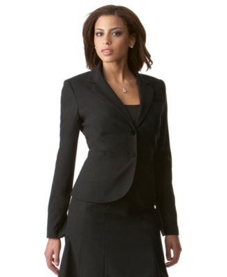 Calvin Klein Two-Button Jacket - Suits