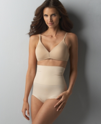 Bali Brief, Invisible Look Shapewear High Waist