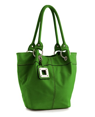 "Tignanello ""Touchables Bright Light"" Tote - Totes & Top Handles - Handbags & Accessories  - Macy's from macys.com"