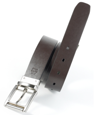 Alfani Reversible Casual Leather Belt