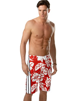 Tommy Hilfiger Direction Swim Trunks - Under $29.99 Swim - Men's  - Macy's from macys.com