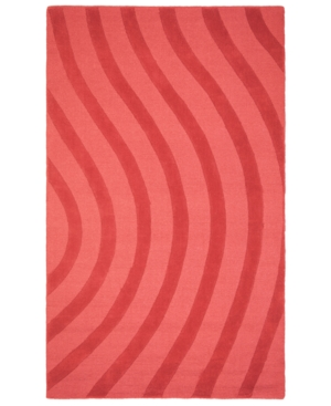 St. Croix Trading Company Area Rug, Oasis CLT00 Rose Waves 8' x 10'