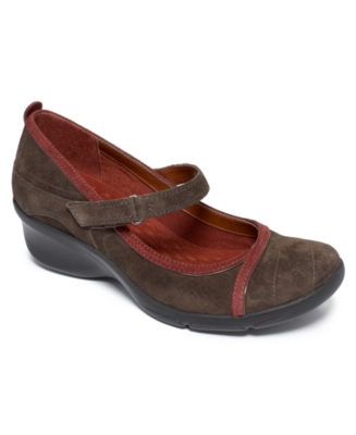 "Privo by Clarks ""Kernel"" Mary Jane Wedge Women's Shoes"