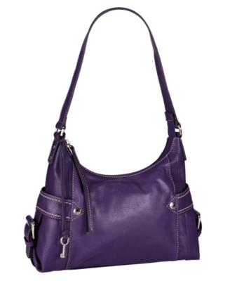 Fossil Handbag, Castille Shoulder Bag