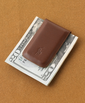 Polo Ralph Lauren Magnetic Money Clip