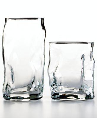 Bormioli Rocco Sorgente Glassware Sets of 4 Collection