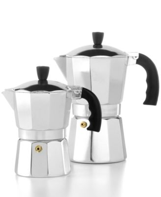IMUSA 6 Cup Traditional Stovetop Espresso Maker