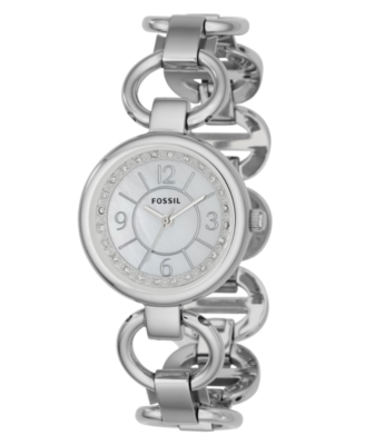 Fossil Watch, Women's Stainless Steel Bracelet ES2280