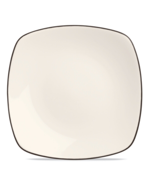 Noritake Dinnerware, Colorwave Chocolate Square Salad Plate