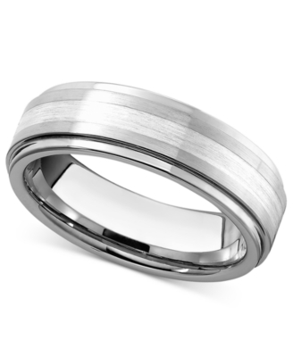 Men's Ring, Tungsten Band Size 11