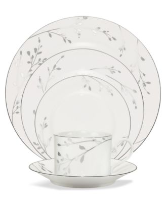 Noritake Dinnerware, Birchwood 5 Piece Place Setting