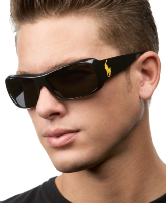 Rectangular Sunglasses - Ralph Lauren