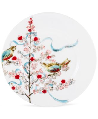 Lenox Chirp Seasonal Salad Plate