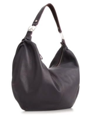 Lucky Brand Jeans Handbag, Brown Sugar Leather Hobo