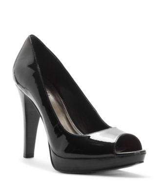 Alfani Shoes, Luscious Pumps Women's Shoes - Peep Toe Pumps