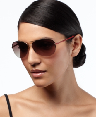 Marc by Marc Jacobs Sunglasses, Aviator - Classic Sunglasses