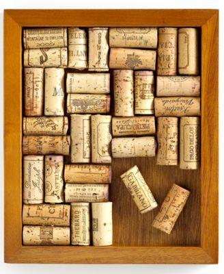 Wine Enthusiast Trivet, Wine Cork Kit