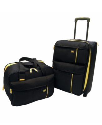 Lucas Luggage, Carry-On 2 Piece Set - Lucas