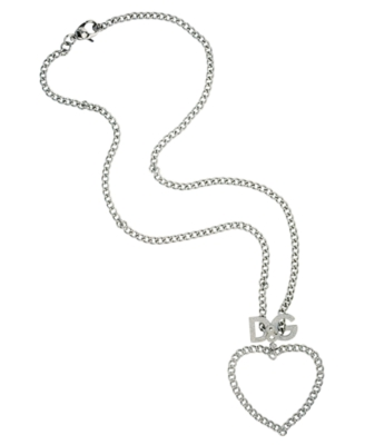D&G Pendant, Lady Wind Stainless Steel