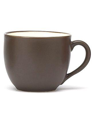 "Noritake ""Colorwave Chocolate"" Cup"