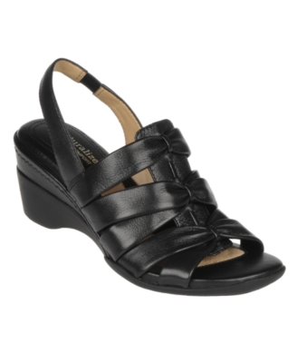 Naturalizer Shoes, Achira Wedge Sandals Women's Shoes
