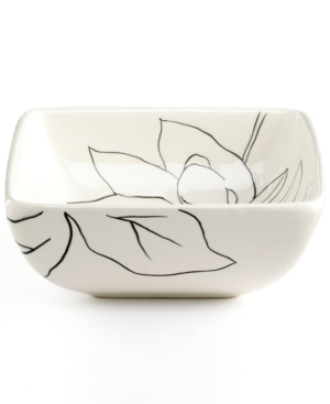 Laurie Gates Dinnerware, Anna Square Cereal Bowl