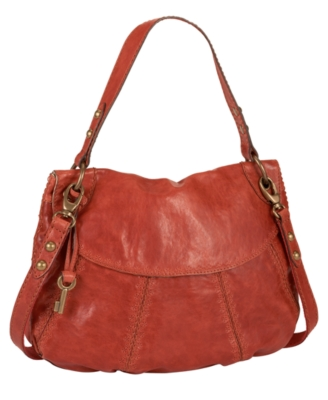 Fossil Handbag, Talita Flap Shoulder Bag - Shoulder Bags