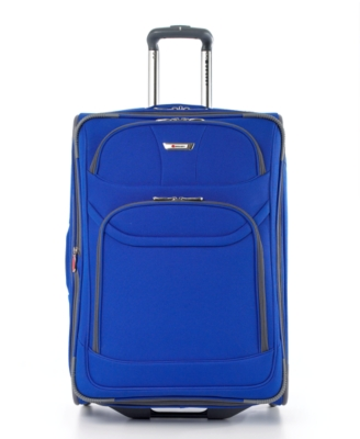 "Delsey Suitcase, 21"" Helium Fusion Lite 2.0 Carry-On Upright - Travel Bags"