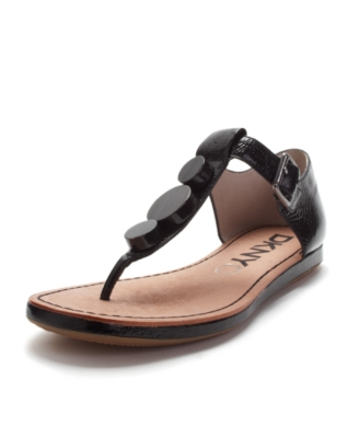 DKNY Shoes, Connie Thong Sandals Women's Shoes
