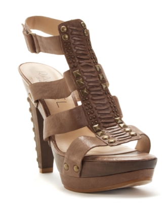 Rachel Roy Shoes, Olla Sandals Women's Shoes - Platform Sandals