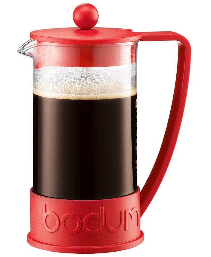 Bodum - French Press, New Brazil 8 Cup Coffee Maker