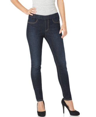 DKNY Jeans Petite Leggings, Denim